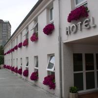 Hotel Miradoiro de Belvís, hotel in Santiago de Compostela