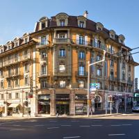 Swiss Wine by Fassbind, отель в Лозанне