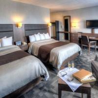 Hotel Continental Centre-Ville, hotel em Val-d'Or