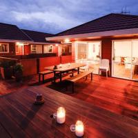 Haka Lodge Taupo, hotel in Taupo