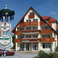 蘭派斯波斯特委酒店,科琴斯頓巴赫的飯店