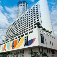 JEN Penang Georgetown by Shangri-La、ジョージタウンのホテル