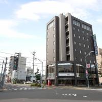OYO Hotel The Green Asahikawa、旭川市のホテル