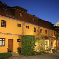 Hotel Wenzels Hof,Zwethau的飯店