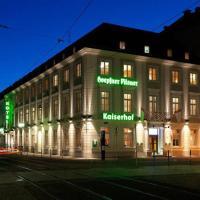Kaiserhof, отель в Карлсруэ