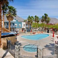 Palm Canyon Hotel and RV Resort, hotel in Borrego Springs