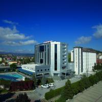 Grand Cali Hotel, hotel in Bozuyuk