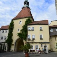 Klassik Hotel am Tor, hotel in Weiden