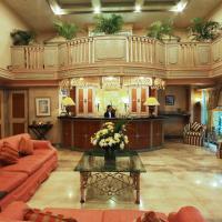 Manila Manor Hotel, hotel in Manila