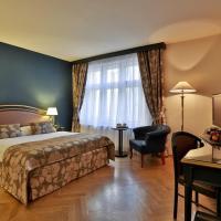 Elysee Hotel, отель в Праге