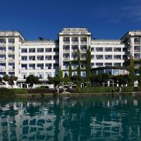 Grand Hotel Toplice - Small Luxury Hotels of the World, hotel in Bled