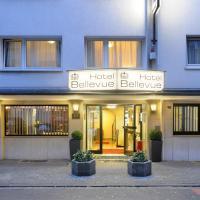 Bellevue Hotel, hotel u gradu Diseldorf