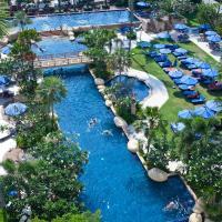 Jomtien Palm Beach Hotel and Resort, отель в городе Джомтьен-Бич