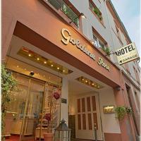 Hotel Goldene Rose, hotel in Heidelberg