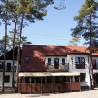 Pensjonat Amber, hotel in Pobierowo