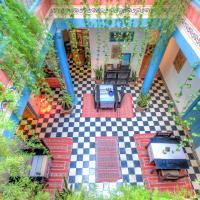 レ マタン ブル、エッサウィラのホテル