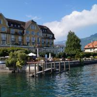 Rigiblick am See, отель в городе Буокс