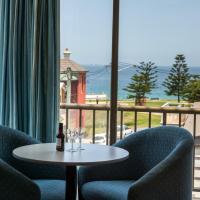 Alloggio Newcastle Beach, hotel in Newcastle