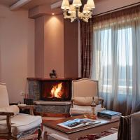 Nefeles Luxury Residences & Lounge, hotel in Kardharas