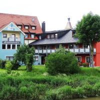"""Blauer Bock"" - Hotel-Garni, hotel in Pleinfeld"