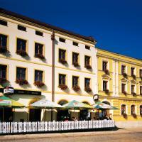 Hotel Praha, hotel v Broumově