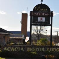 Acacia Motor Lodge, hotel in Coonabarabran