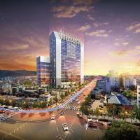 Hotel Laonzena, hotel en Daegu