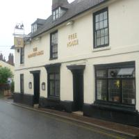 The Darnley Arms, hotel in Gravesend