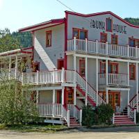 The Bunkhouse, hotel em Dawson City