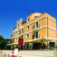 Hotel Villa Cittar, отель в городе Новиград