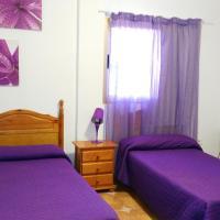 Pensión Amparo Las Hayas, hotel en Valle Gran Rey