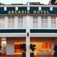 Arcadia Hotel (SG Clean), hotel u Singapuru