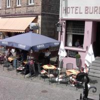 Hotel-Café-Burg Stahleck, Hotel in Bacharach