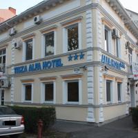 Tisza Alfa Hotel, отель в Сегеде
