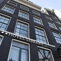 Hotel Library Amsterdam, hotel in Amsterdam