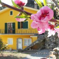 Agriturismo Costa di Campo, отель в Вернацце