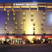 Benikea The H Hotel, hotel in Hwaseong