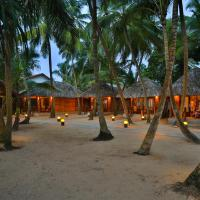 Thejan Beach Cabanas - Level 1 Certified, hotel in Bentota