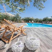 Aelia Home Suites, отель в городе Маратополис
