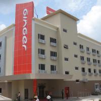 Ginger Agartala, hotel in Agartala