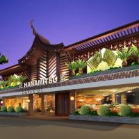가라판에 위치한 호텔 하나미츠 호텔 & 스파