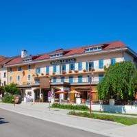 Hôtel-Restaurant Le Lac, hôtel à Malbuisson