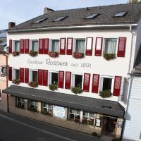 Hotel Rossner, hôtel à Münchberg