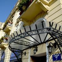 Belgrade City Hotel: Belgrad'da bir otel