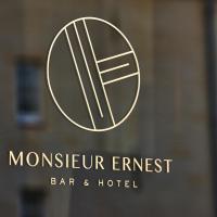 Hotel Monsieur Ernest, hotelli Bruggessa