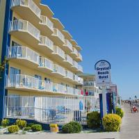 Crystal Beach Hotel, hotel in Ocean City
