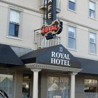 Royal Hotel Chilliwack, hotel em Chilliwack