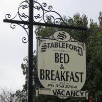 Airport Stableford B&B, hotel near Christchurch International Airport - CHC, Christchurch