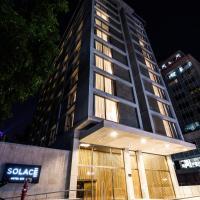 Solace Hotel Santiago, hotel in Santiago