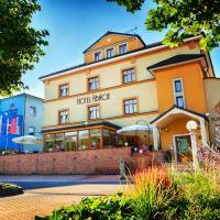 Hotel Abácie & Wellness, hotel in Valašské Meziříčí